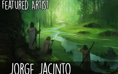 Featured Artist: Jorge Jacinto