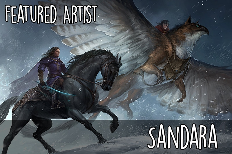 Featured Artist: Sandara