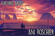 Featured Artist: Ani Roschier